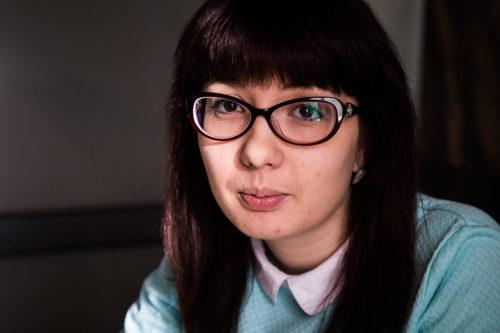 Главный редактор интернет-издания «Урал56.ру» Анна Вандыш
