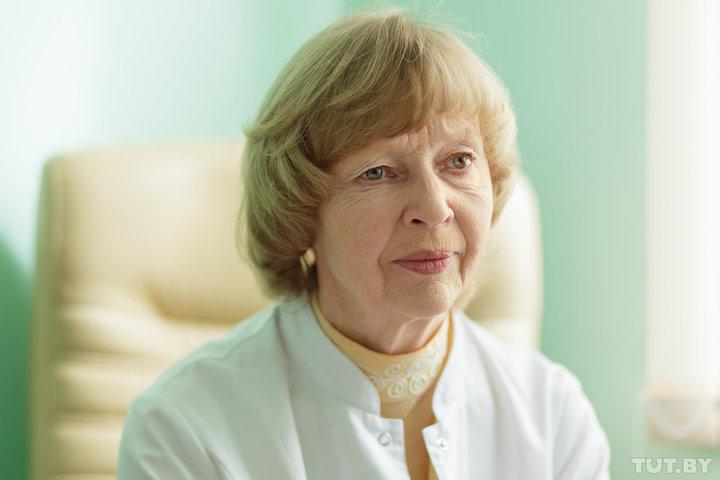 Профессор Анна Ключарёва. Фото: Дмитрия Брушко