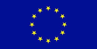 """""""Strong community through partnership"""" with the support of the European Union"""