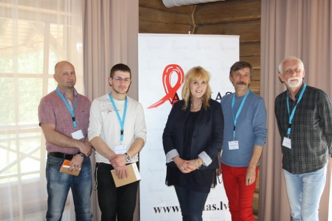 A new coalition is in the wind — Baltic Sea region NGO's may combine to form a powerful alliance in the battle against AIDS/HIV