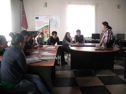 Awareness raising and mobilization of target mobile population in Adjara and Shida Kartli Regions (Georgia)
