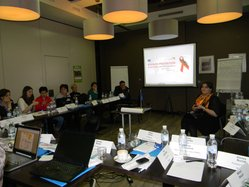 Regional Advocacy Action Workshop in Kiev (February 4-8, 2013)