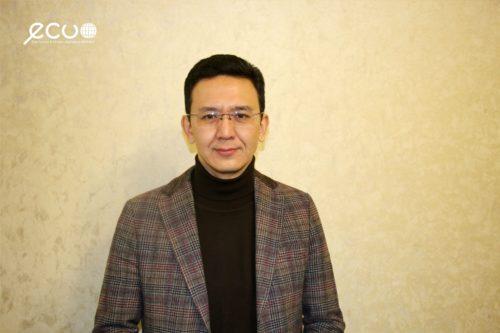 Тимур Жаркенов, специалист в области интеллектуальной собственности