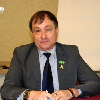 Сергей Бюрюков, директор ОФ «AGEP'C» и эксперт ВЦО ЛЖВ