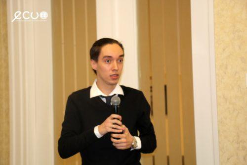 Артём Голобоков, специалист по адвокации «Восточноевропейского и Центральноазиатского объединения людей, живущих с ВИЧ.