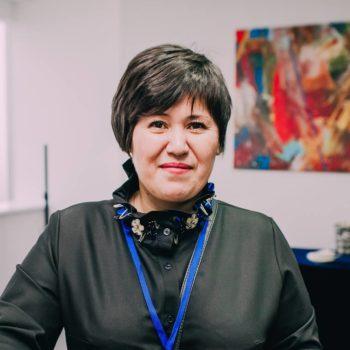 Оксана Ибргимова
